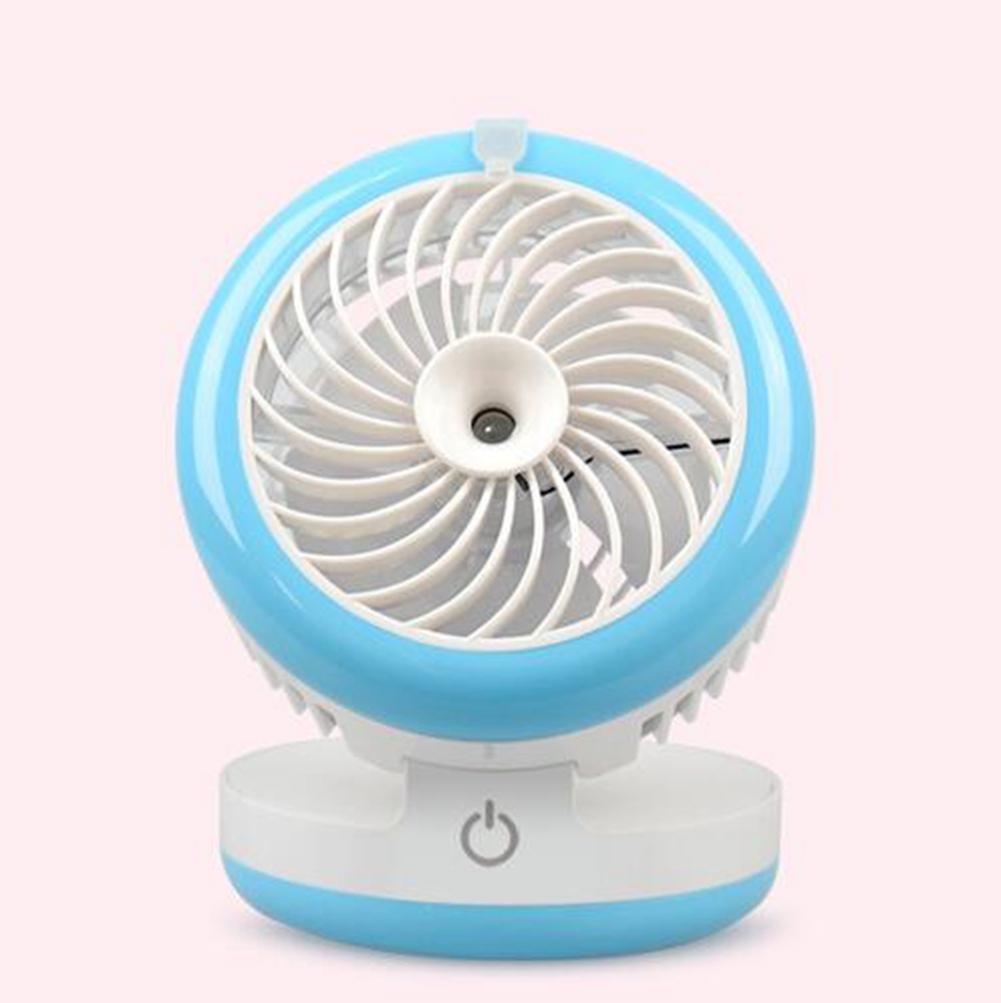 Mini Mist Fan : Mini cooling fan handheld usb misting rechargeable
