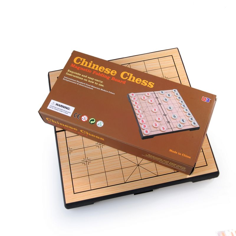 Us Chinese Chess Xiangqi Magnetic Travel Set Portable